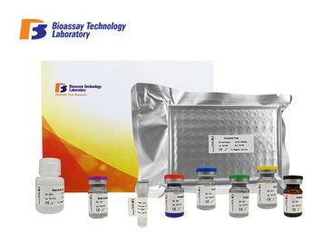 China Porcine Cath B Sandwich Immunoassay Test Kit For Accurate Quantitative Detection supplier