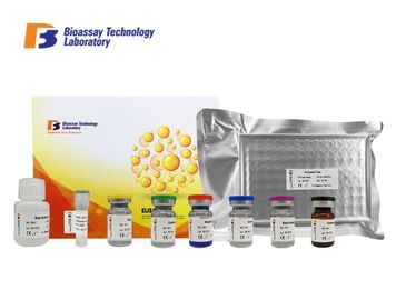 China Disposable 96 Wells Size Bovine ELISA Kits High Sensitivity And Specificity factory