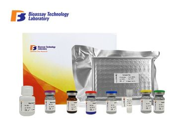 China Oem 96 Wells PDGF Sandwich Porcine ELISA Kit With High Precision And Specificity factory