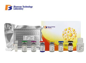 China Porcine PDGF ELISA Assay Kit / Customized Platelet Derived Growth Factor Sandwich ELISA Kit factory