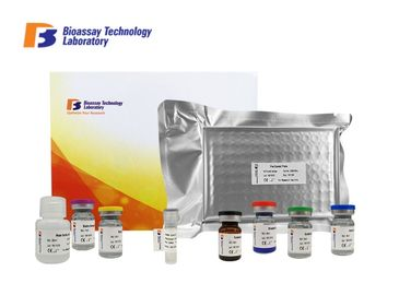 SDC1 Sandwich Immunoassay Porcine ELISA Kit 96 Wells Size With High Specificity