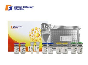 Strong Sensitivity Sandwich Elisa Test Kit / Canine Cystatin C ELISA Assay Kit